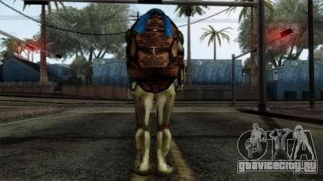 Лео (Черепашки Ниндзя) для GTA San Andreas второй скриншот