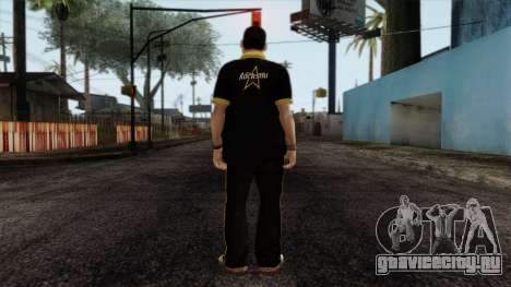 GTA 4 Skin 12 для GTA San Andreas второй скриншот