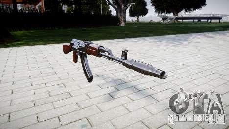 Автомат АК-47 Muzzle brake для GTA 4