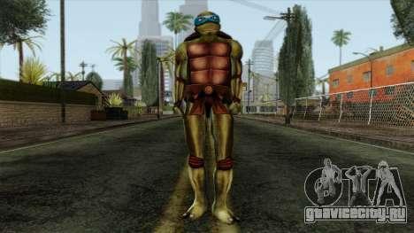 Лео (Черепашки Ниндзя) для GTA San Andreas