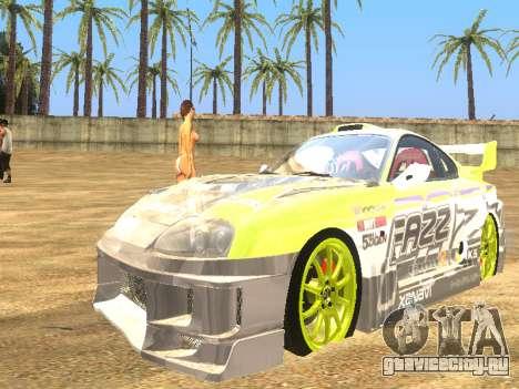 Простой ENB для слабых ПК для GTA San Andreas третий скриншот