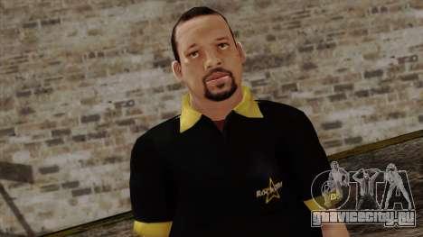 GTA 4 Skin 12 для GTA San Andreas третий скриншот