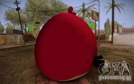 Big Brother from Angry Birds для GTA San Andreas второй скриншот