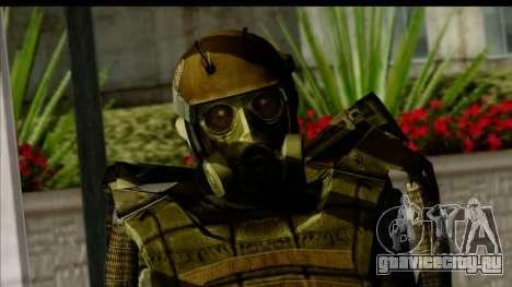 Monolith Exoskeleton для GTA San Andreas третий скриншот