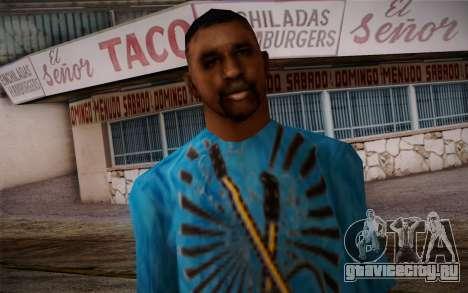 Ginos Ped 7 для GTA San Andreas третий скриншот