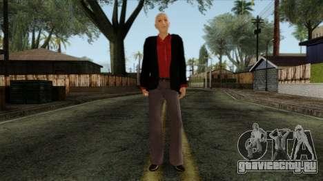 GTA 4 Skin 4 для GTA San Andreas