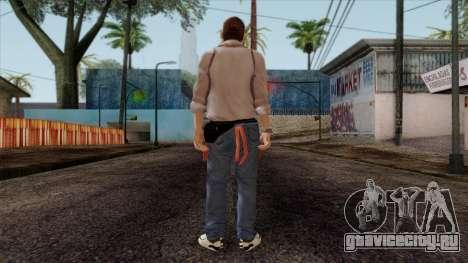 GTA 4 Skin 13 для GTA San Andreas второй скриншот