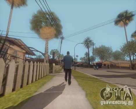 GTA 5 ENB для GTA San Andreas третий скриншот