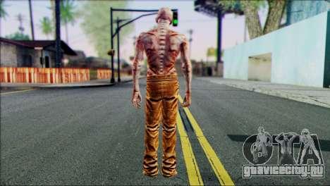 Outlast Skin 4 для GTA San Andreas второй скриншот