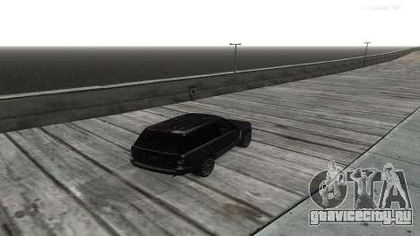 ENB и ColorMod для средних и слабых PC для GTA San Andreas третий скриншот
