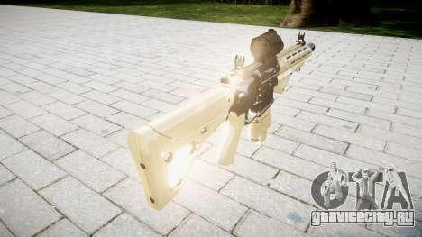 Винтовка AR-15 CQB aimpoint target для GTA 4 второй скриншот