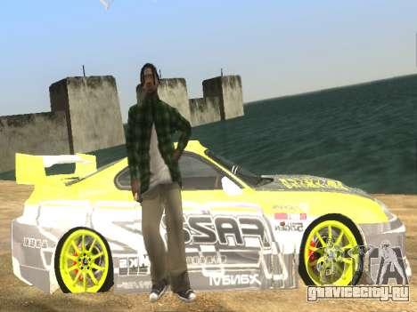 Простой ENB для слабых ПК для GTA San Andreas пятый скриншот