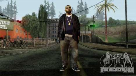GTA 4 Skin 2 для GTA San Andreas