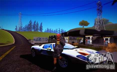 FaFan ENB series для GTA San Andreas пятый скриншот