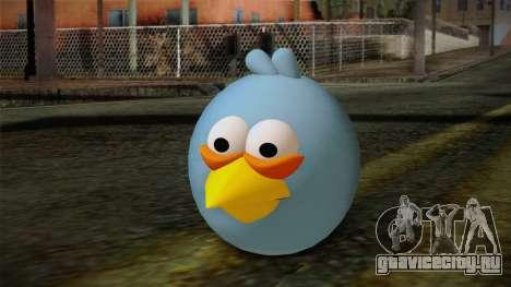 Blue Bird from Angry Birds для GTA San Andreas