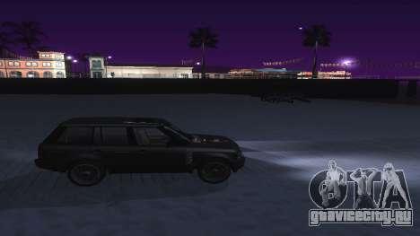 ENB и ColorMod для средних и слабых PC для GTA San Andreas пятый скриншот