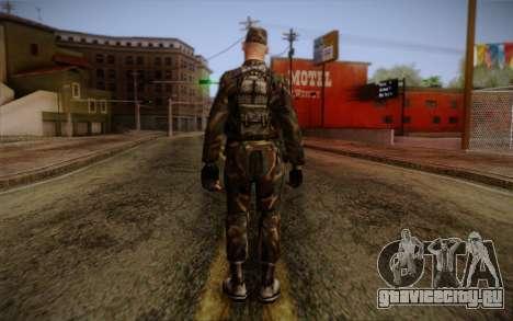 Soldier Skin 3 для GTA San Andreas второй скриншот