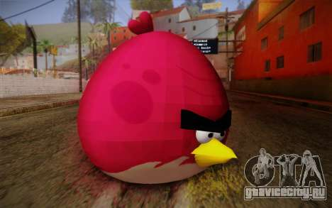 Big Brother from Angry Birds для GTA San Andreas