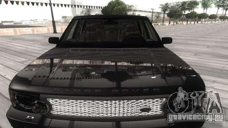 ENB и ColorMod для средних и слабых PC для GTA San Andreas второй скриншот