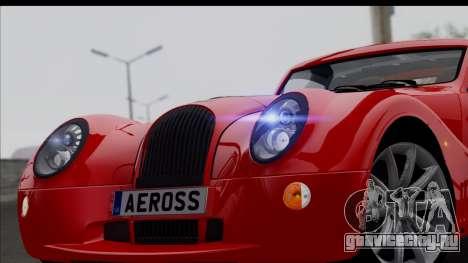 Morgan AeroSS 2013 v1.0 для GTA San Andreas вид справа