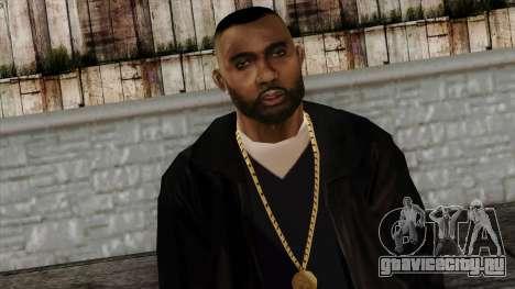 GTA 4 Skin 2 для GTA San Andreas третий скриншот