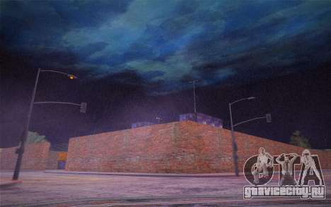FaFan ENB series для GTA San Andreas четвёртый скриншот