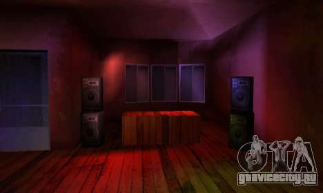 New OG Lock House для GTA San Andreas третий скриншот