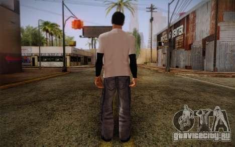 Ginos Ped 20 для GTA San Andreas второй скриншот