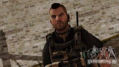 Modern Warfare 2 Skin 17 для GTA San Andreas третий скриншот