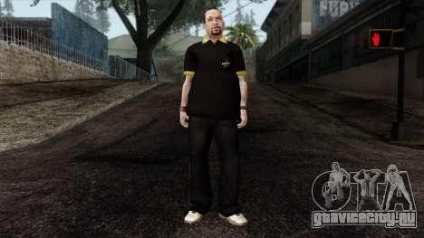 GTA 4 Skin 12 для GTA San Andreas