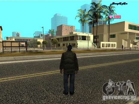 SAMP Fixer для GTA San Andreas пятый скриншот