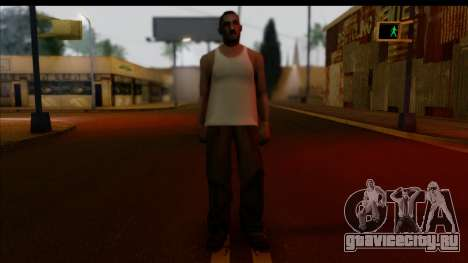 GTA San Andreas Beta Skin 8 для GTA San Andreas