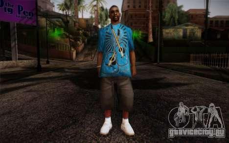 Ginos Ped 7 для GTA San Andreas