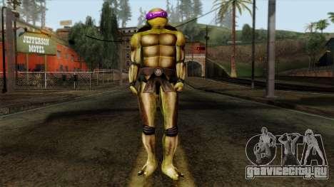 Дон (Черепашки Ниндзя) для GTA San Andreas