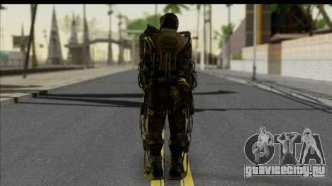 Monolith Exoskeleton для GTA San Andreas второй скриншот