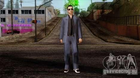 LCN Skin 4 для GTA San Andreas