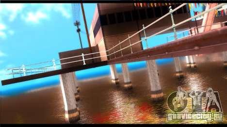 Forza Silver ENB Series для слабых ПК для GTA San Andreas пятый скриншот