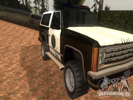 Простой ENB для слабых ПК для GTA San Andreas седьмой скриншот