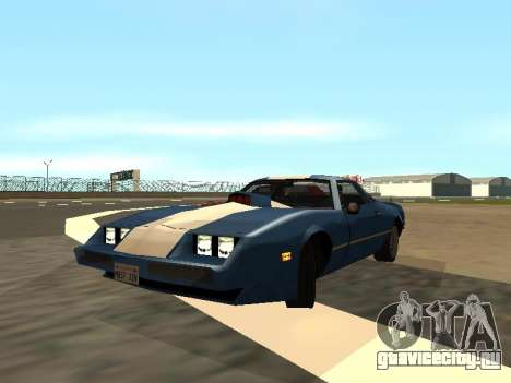 New Phoenix для GTA San Andreas