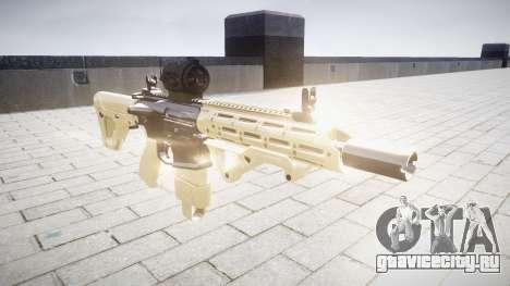 Винтовка AR-15 CQB aimpoint target для GTA 4