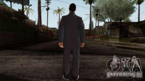 LCN Skin 4 для GTA San Andreas второй скриншот