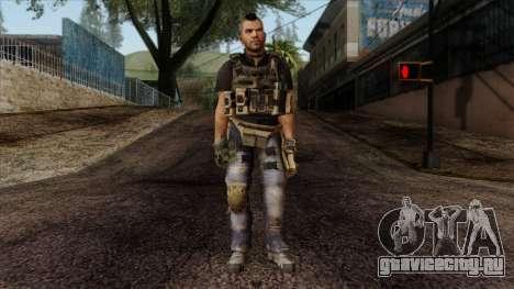 Modern Warfare 2 Skin 17 для GTA San Andreas