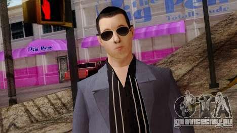 LCN Skin 4 для GTA San Andreas третий скриншот