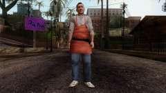 GTA 4 Skin 13 для GTA San Andreas