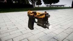 Пистолет HK USP 45 tiger