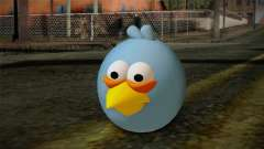 Blue Bird from Angry Birds для GTA San Andreas