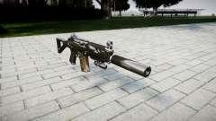 Автомат SIG SG 552 silencer