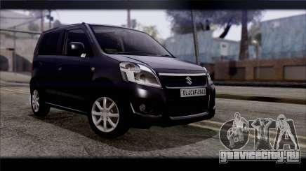 Suzuki Wagon R 2010 для GTA San Andreas