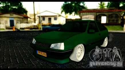 Opel Kadett E 1991 для GTA San Andreas