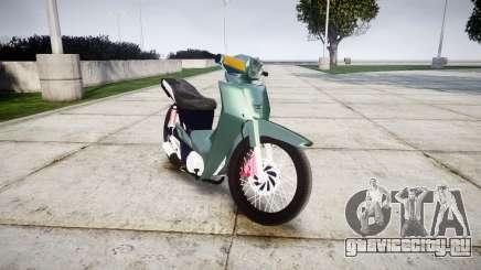 Yamaha Crypton для GTA 4